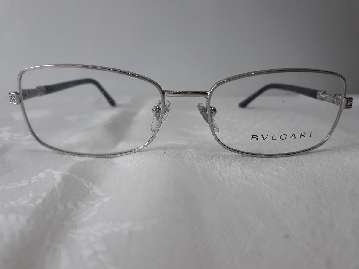 d74bf915e0d6d armação óculos de grau - bvlgari original 2142-b. Carregando zoom.
