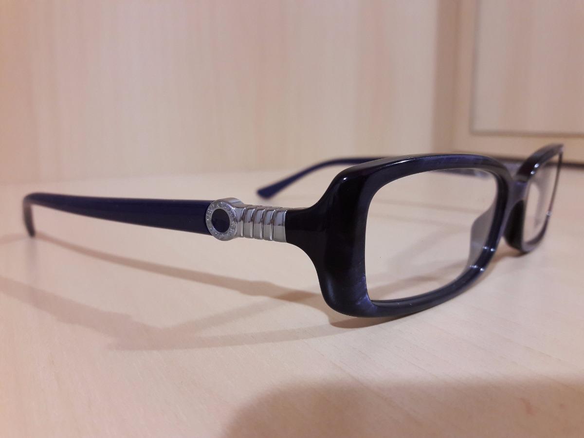 0ff04b3480987 armação óculos de grau - bvlgari original. Carregando zoom.