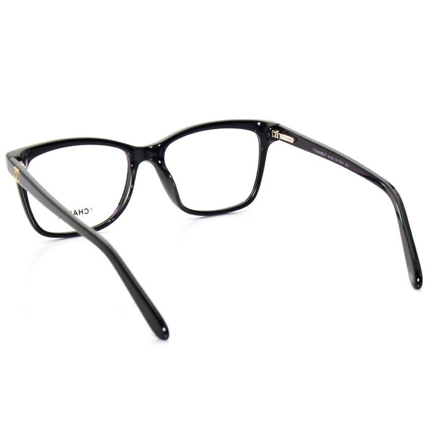 f6f8fafaf armação oculos de grau chanel quadrada x3272 frete grátis. Carregando zoom.