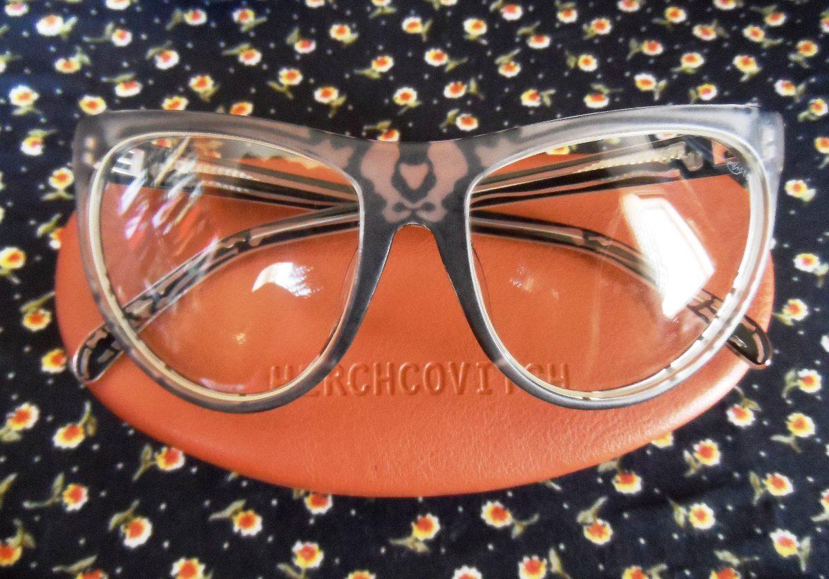 6715c8b64 armação óculos de grau chilli beans herchcovitch. Carregando zoom.