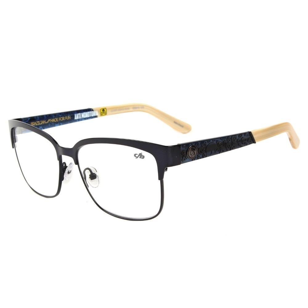 e0cbe9422 Armação Óculos De Grau Chilli Beans Para Homem Ou Mulher - R$ 200,00 ...