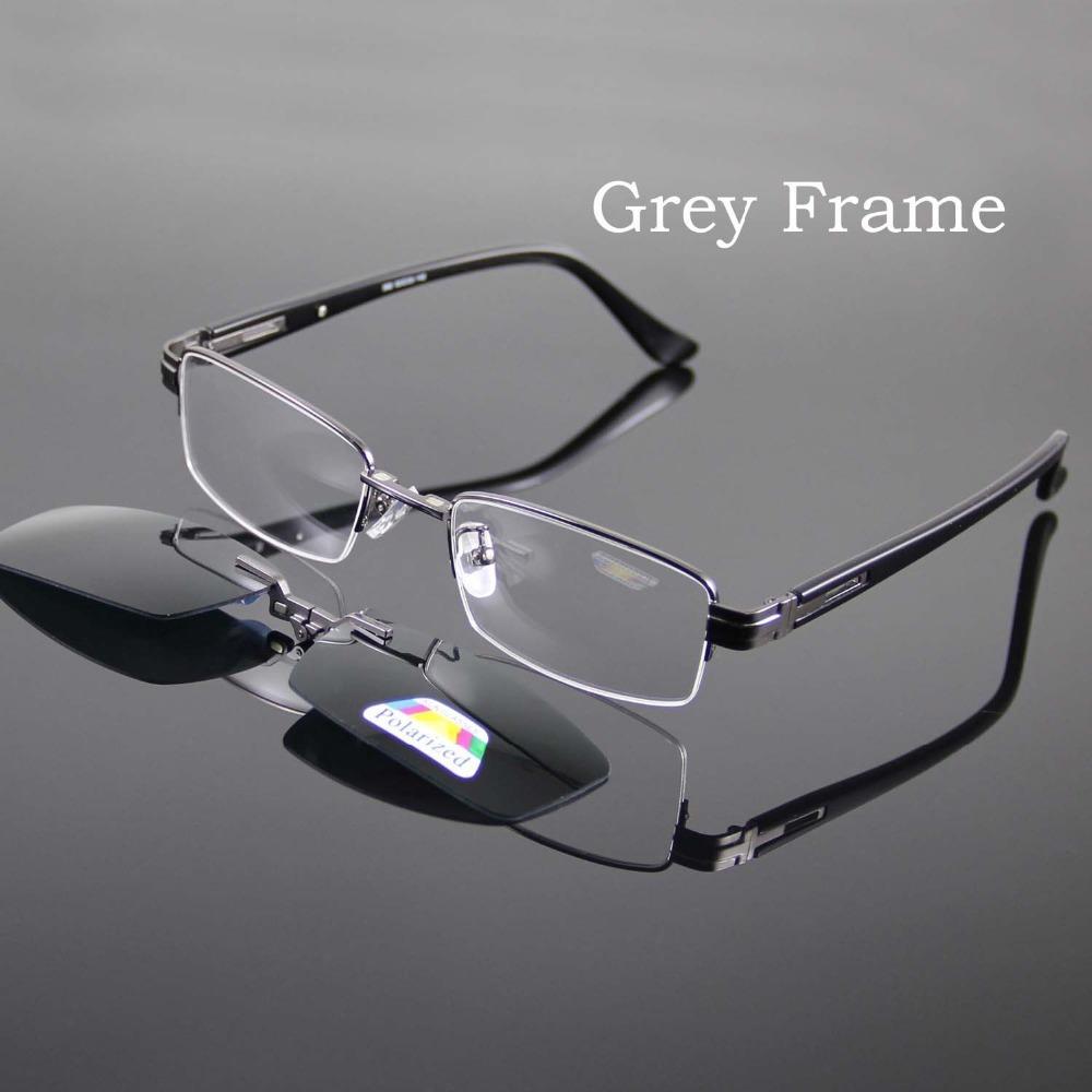 7859f2ec47873 armação óculos de grau com clip on proteçao uv400 original. Carregando zoom.