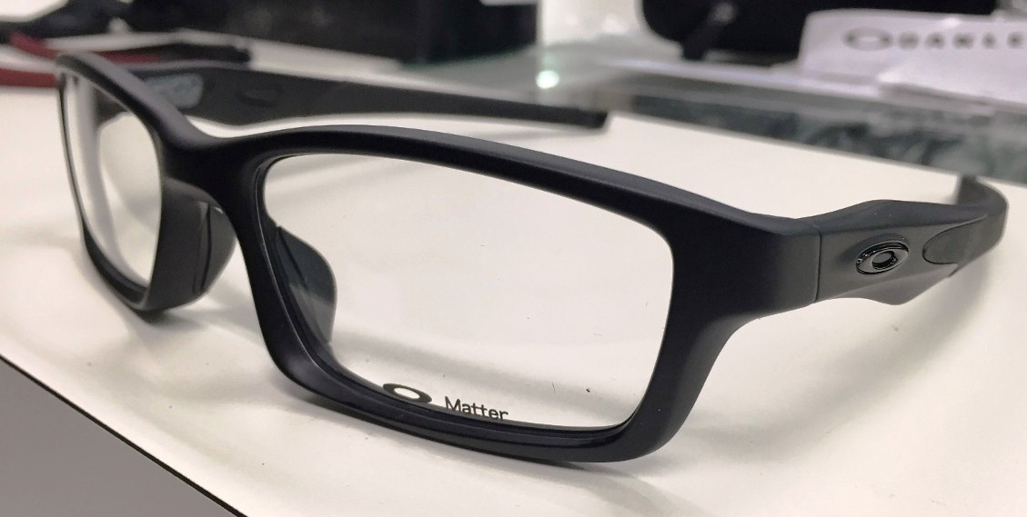 armação óculos de grau crosslink full black haste removivel. Carregando  zoom. 52aa8ea6d8