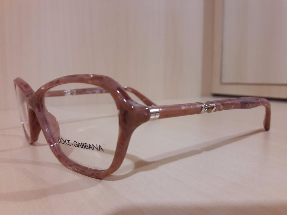 Armação Óculos De Grau - Dolce   Gabbana - R  250,00 em Mercado Livre 936d146535