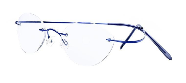 2a27e2ce8 Armação Óculos De Grau Em Titânio Flexível Sem Aro Promoção - R$ 36 ...