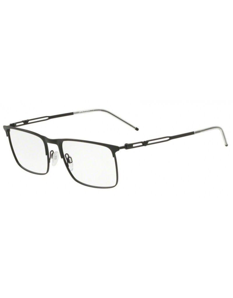 df373e5ab Armação Óculos De Grau Emporio Armani Ea1083 3001 - R$ 439,00 em ...