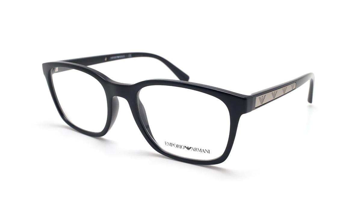 Armação Óculos De Grau Emporio Armani Ea3141 5017 - R  399,00 em ... 164a283081