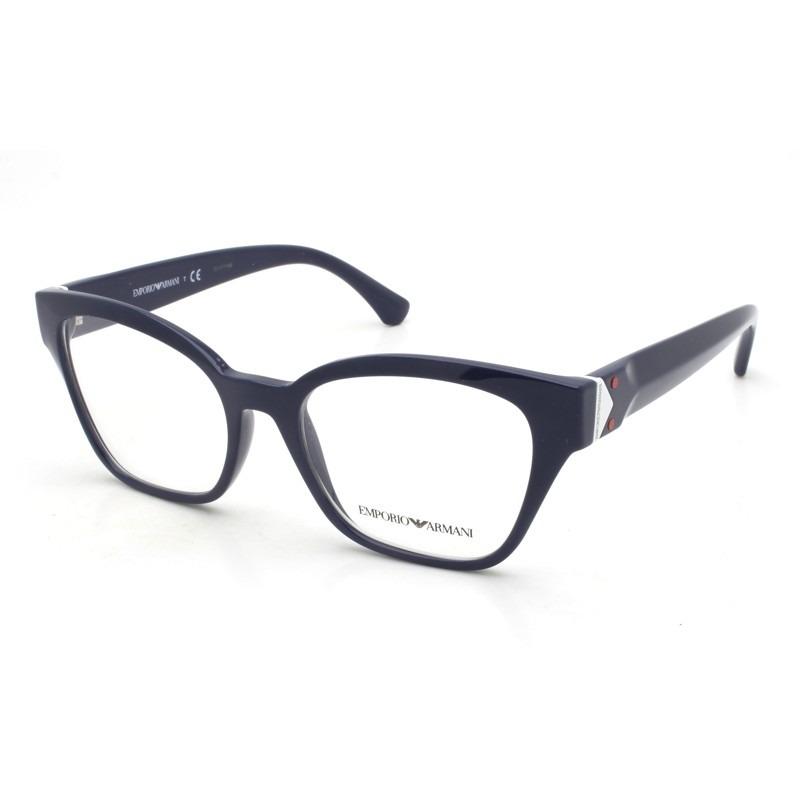 3f381165c1a6e armação óculos de grau emporio armani feminino ea3132 5661. Carregando zoom.