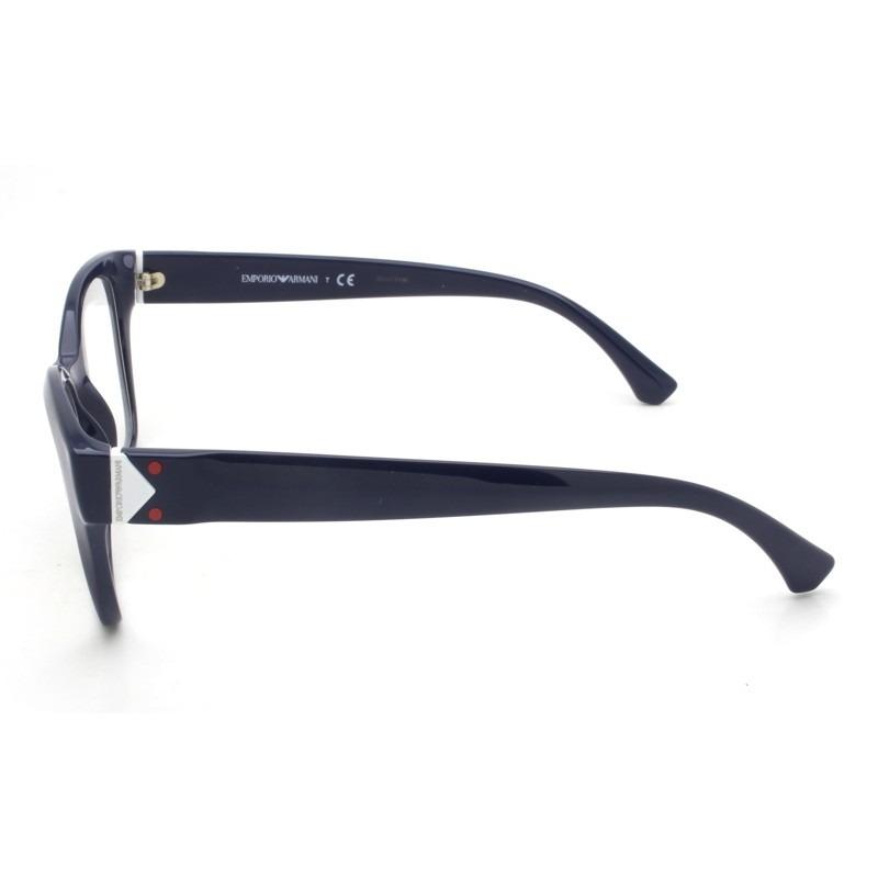 e3e650da3 armação óculos de grau emporio armani feminino ea3132 5661. Carregando zoom.