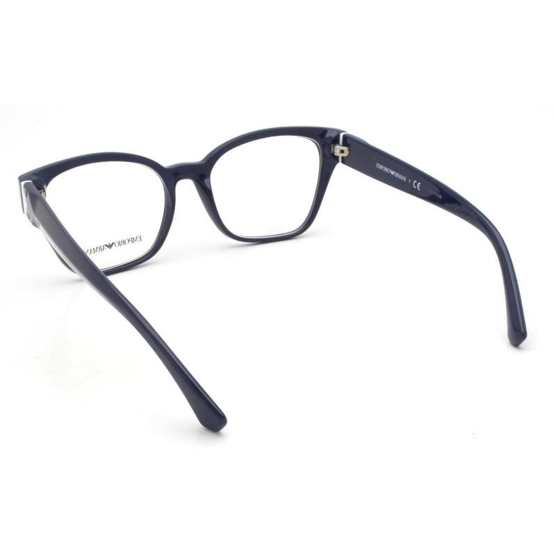 11b8f253f729c armação óculos de grau emporio armani feminino ea3132 5661. Carregando zoom.