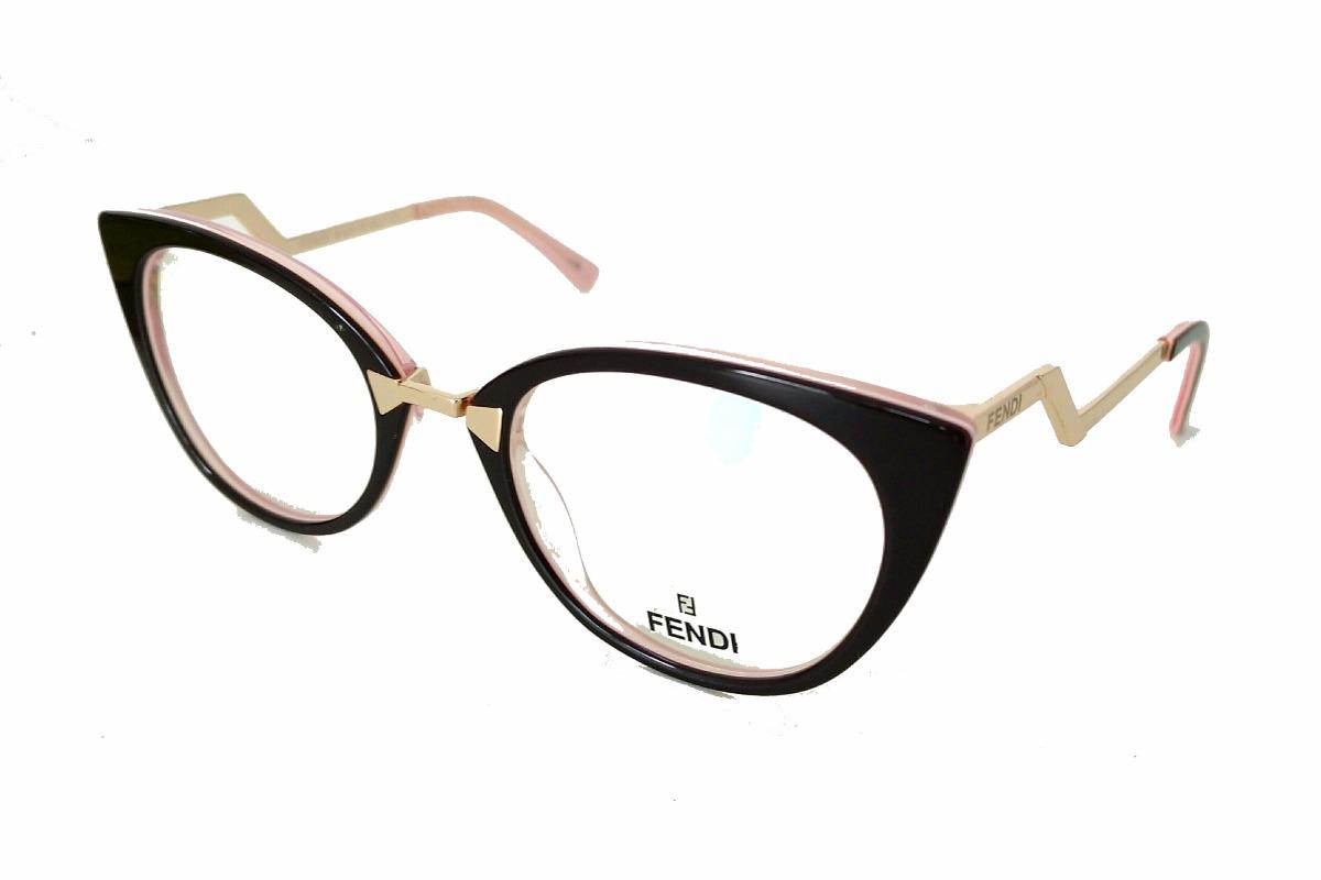 2bdaadff65d3e armação óculos de grau feminino acetato gatinho ff1108. Carregando zoom.