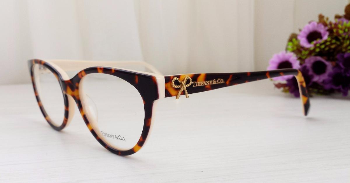 b35857e314adf Armação Óculos De Grau Feminino Acetato Tf2099 - R  134,90 em ...