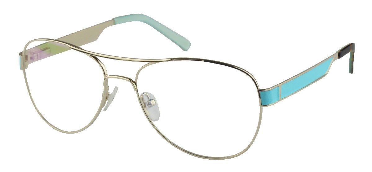 e8e61d45f1fc0 armação oculos de grau feminino aviador isabela dias 13084. Carregando zoom.