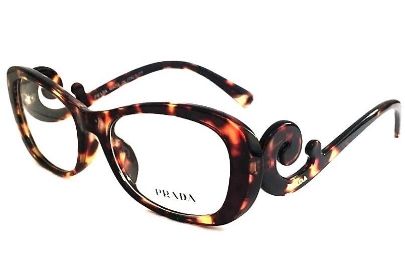 armação óculos de grau feminino baroque oval tartaruga. Carregando zoom. bb9a42cb1e
