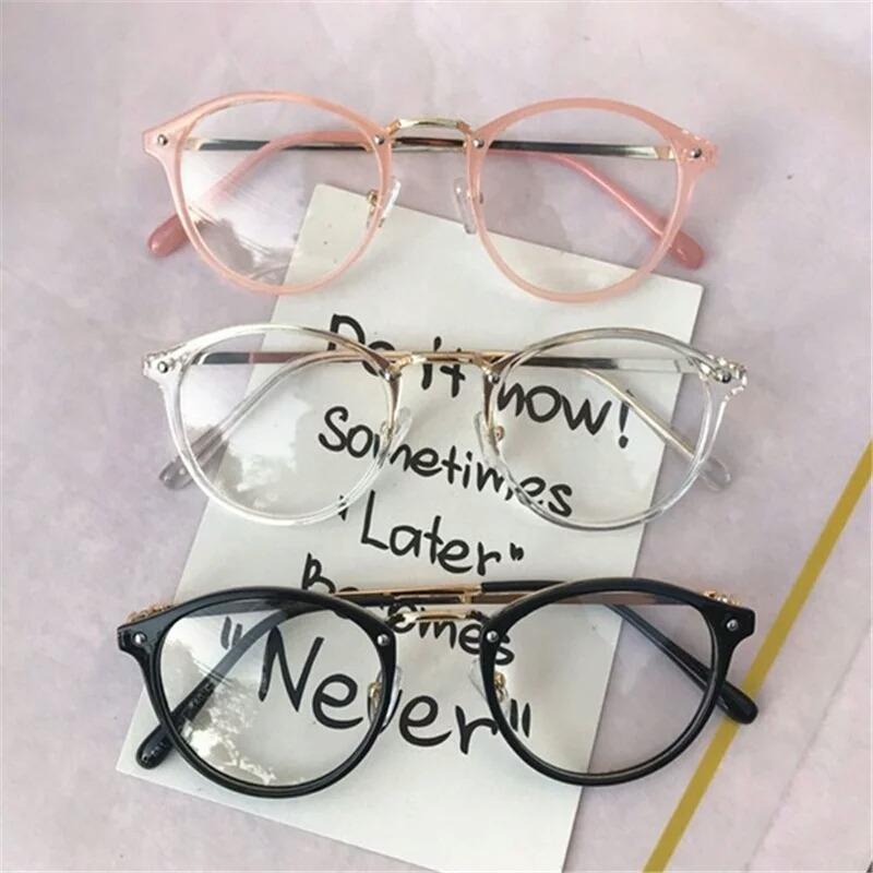 399e6ca1843f0 Armação Óculos De Grau Feminino Blogueira