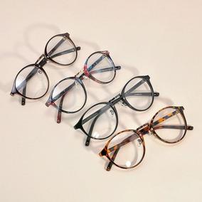 21b702825 Oculos Redondo Retro Sem Grau Femininos Tumblr - Calçados, Roupas e ...