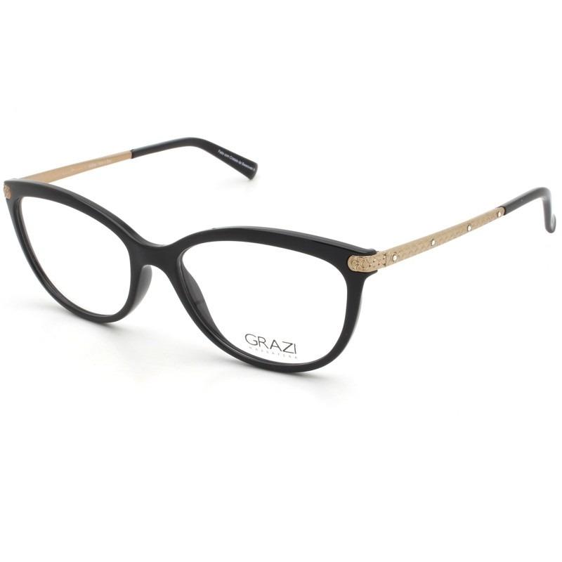bae14ce1e0d48 armação óculos de grau feminino grazi massafera gz3027b e401. Carregando  zoom.