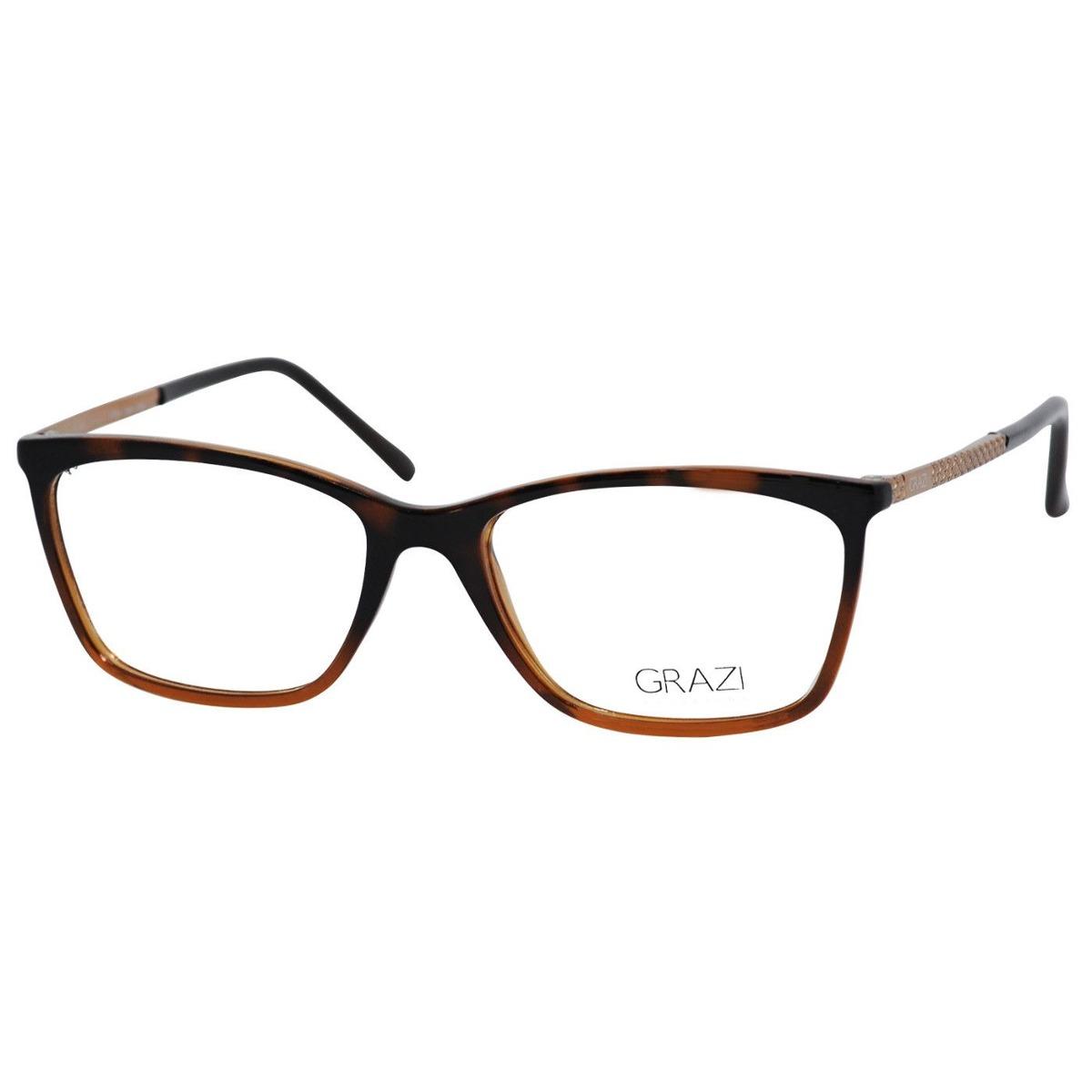 0891f7664 armação óculos de grau feminino grazi massafera gz3042 f935. Carregando  zoom.