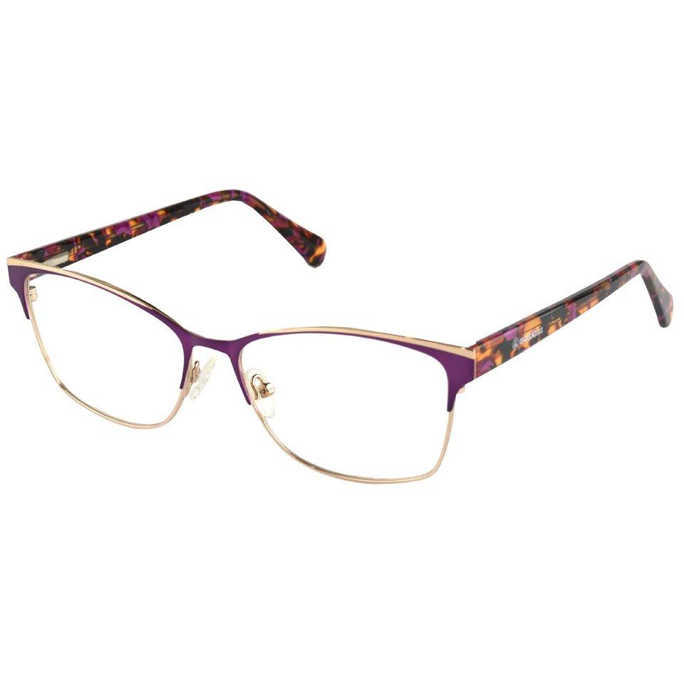 35f44b1dc621c Armação Óculos De Grau Feminino Isabela Dias Metal 77023 - R  88,50 ...