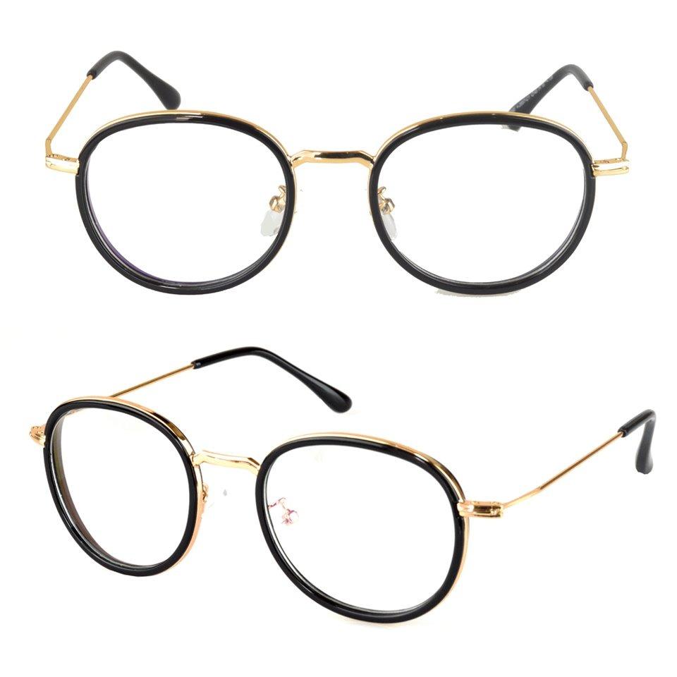 762e4a6f15e79 armação óculos de grau feminino masculino retrô redondo 2657. Carregando  zoom.