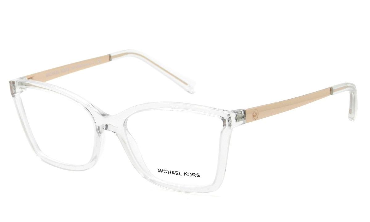 armação óculos de grau feminino michael kors mk4058 3050. Carregando zoom. ed42922edd