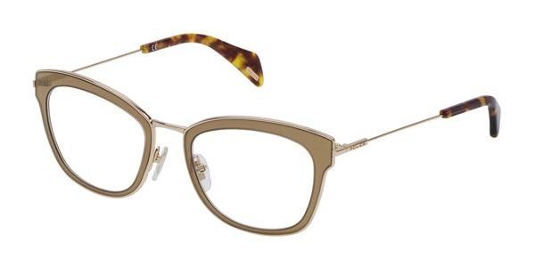7b0fea44b346f Armação Óculos De Grau Feminino Police Shine - R  860