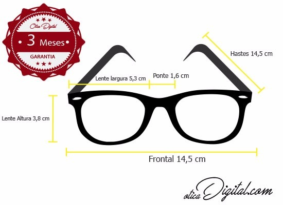 Armação Óculos De Grau Feminino Quadrado Preto Mp8022 - R  99,90 em ... 8c8263e819