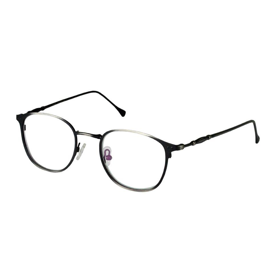 armação óculos de grau feminino redondo retrô metal 2060. Carregando zoom. 4eb4c3e752
