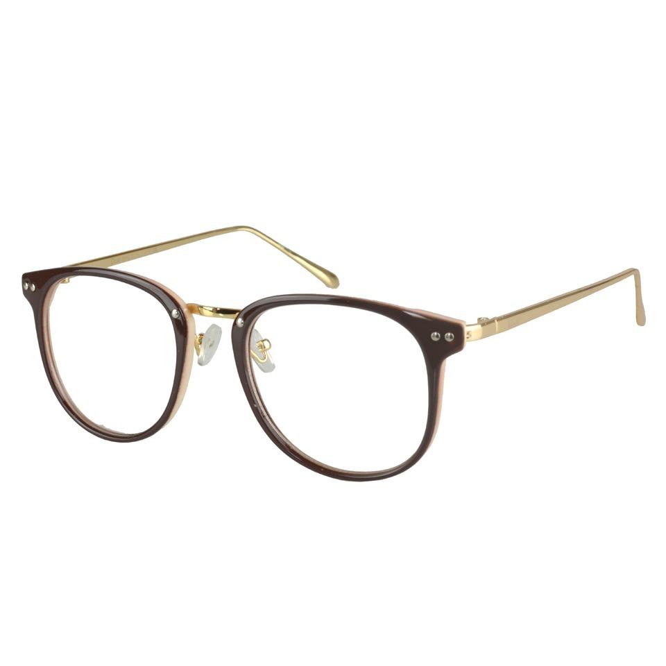 724530ec6 Armação Óculos De Grau Feminino Retrô Quadrado Barato Básico - R$ 48 ...