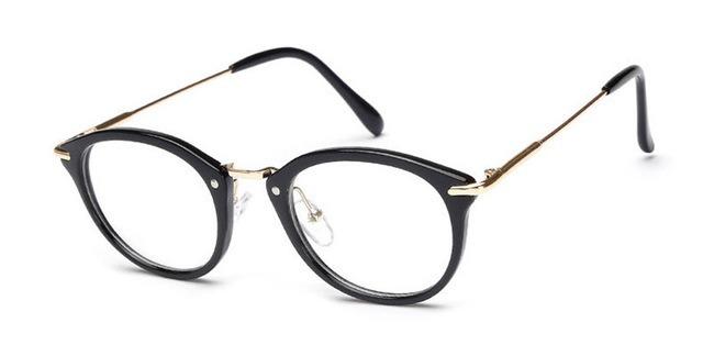 cfe1edea68032 Armação Óculos De Grau Feminino Retro Geek Frete G - R  75,00 em ...