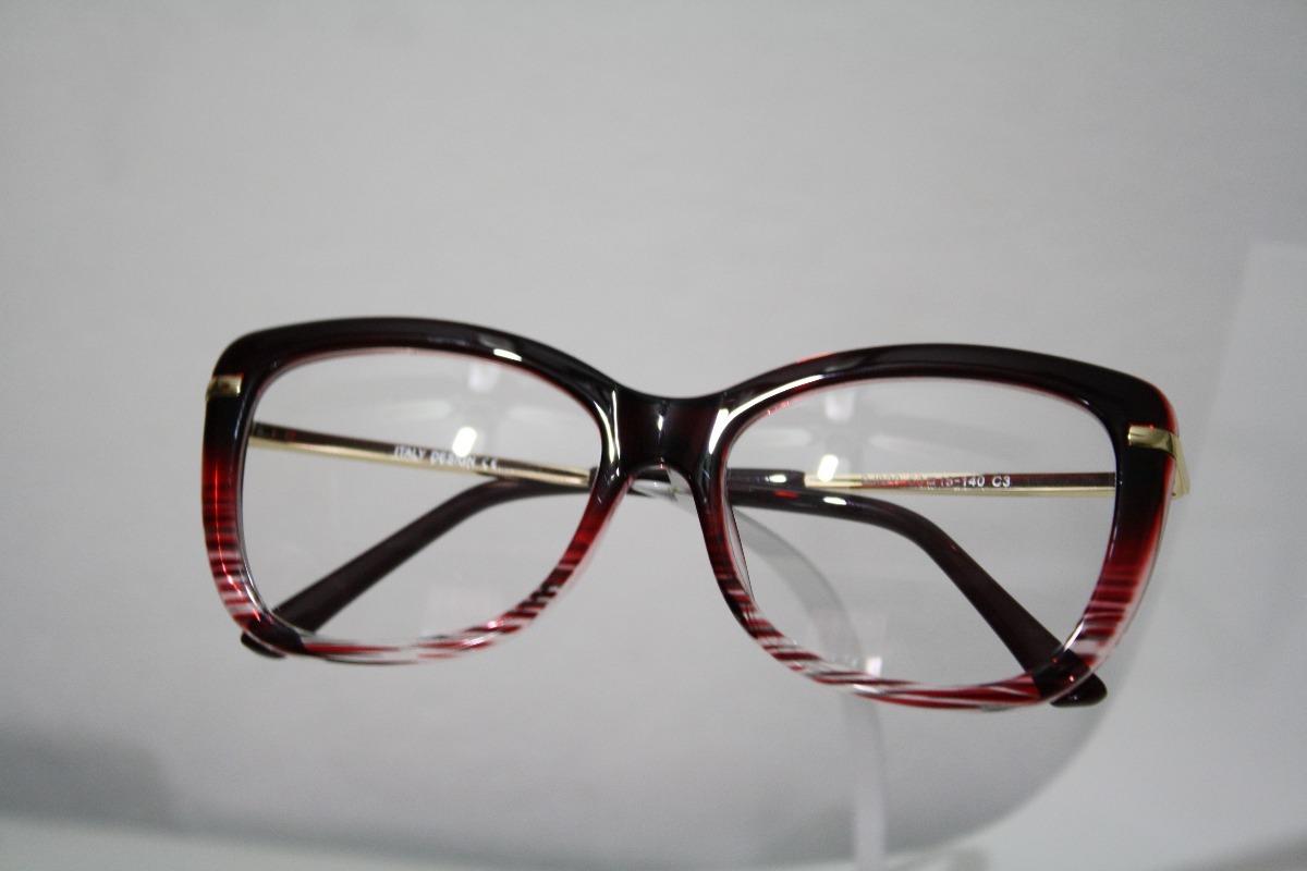 7112f37ad01ee armação óculos de grau feminino retro grande acetato 5. Carregando zoom.