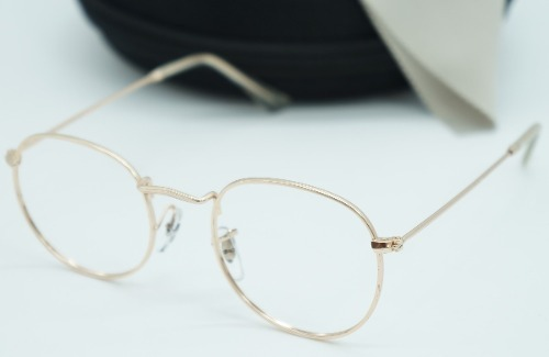 26933c0d5 Armação Óculos De Grau Feminino Round Redondo Metal Dourado - R$ 45,00 em  Mercado Livre