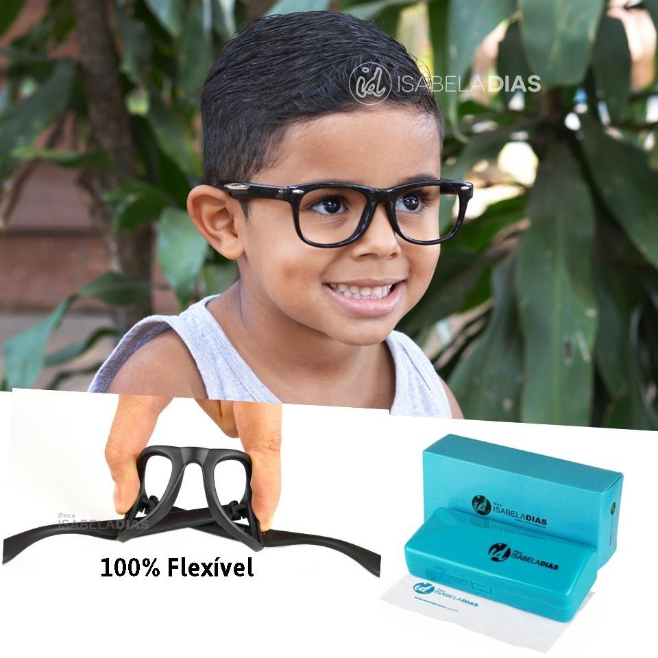 3b0c318e7 armação óculos de grau flexível infantil 4-10 anos 227. Carregando zoom.