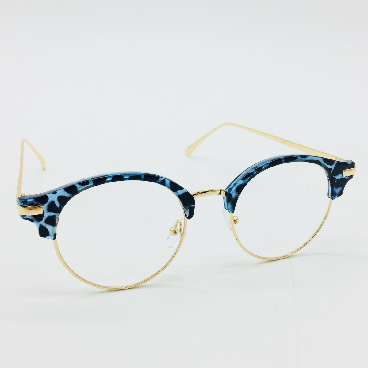 85e1e2f552ad6 armação oculos de grau geek vintage gato redondo retro barat. Carregando  zoom.