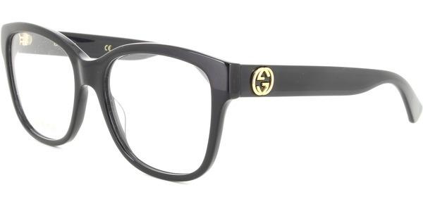 Armação Óculos De Grau Gucci Gg 0038o 54 17 140 Ideal Solar - R  399 ... 8fd09c2c46