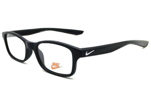 82a37567fe200 Armação Oculos De Grau Infantil Nike Nk5007 Criança Origina - R  123 ...
