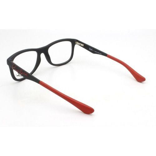 Armação Óculos De Grau Infantil Ray-ban Rb1551l 3603 - R  279,00 em ... 4715865e55