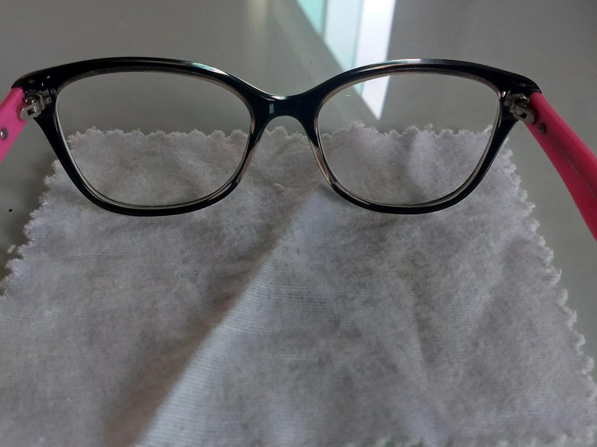 6d25cc2d1120f armação óculos de grau infanto juvenil infantil marie claire. Carregando  zoom.