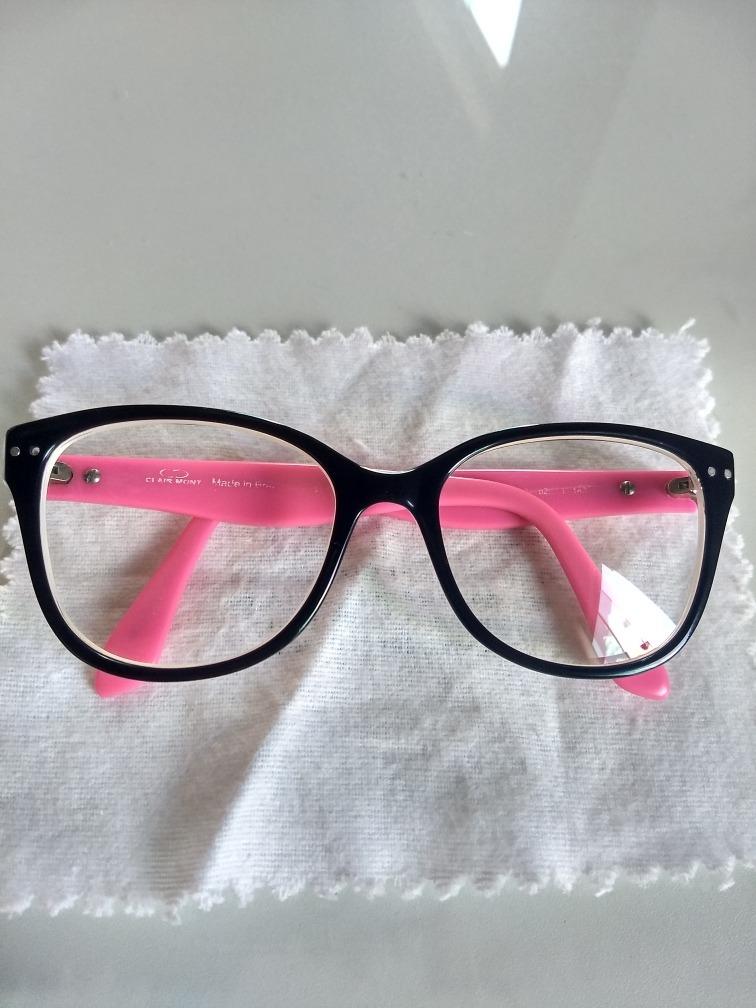 816b258fb8a3e armação óculos de grau infanto juvenil infantil marie claire. Carregando  zoom.