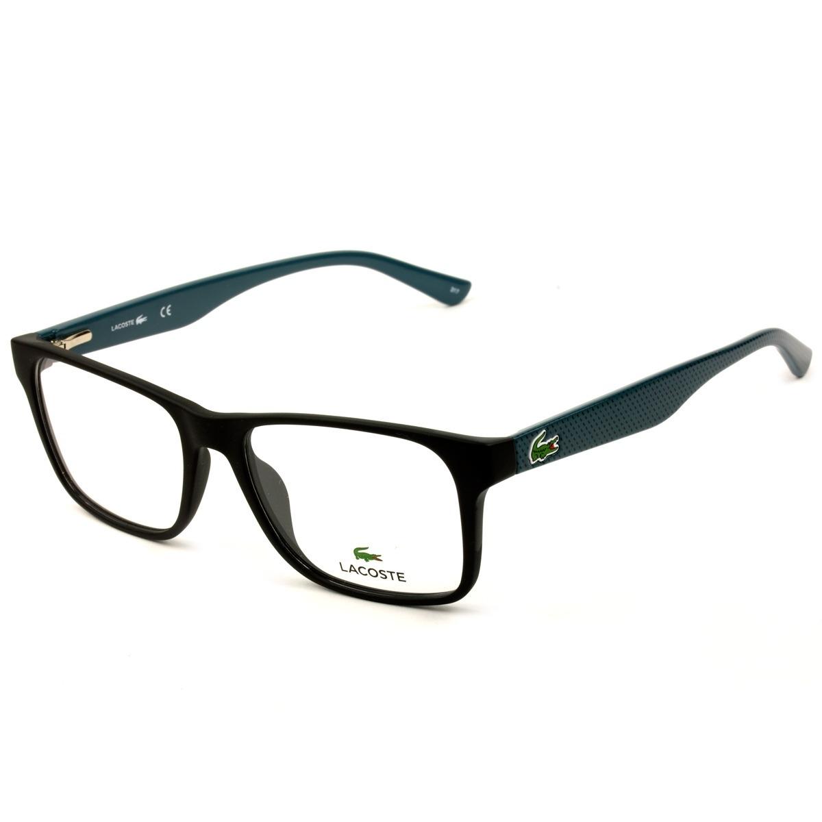 a6dd4644c85a7 Armação Óculos De Grau Lacoste L2741 004 - R  479,00 em Mercado Livre