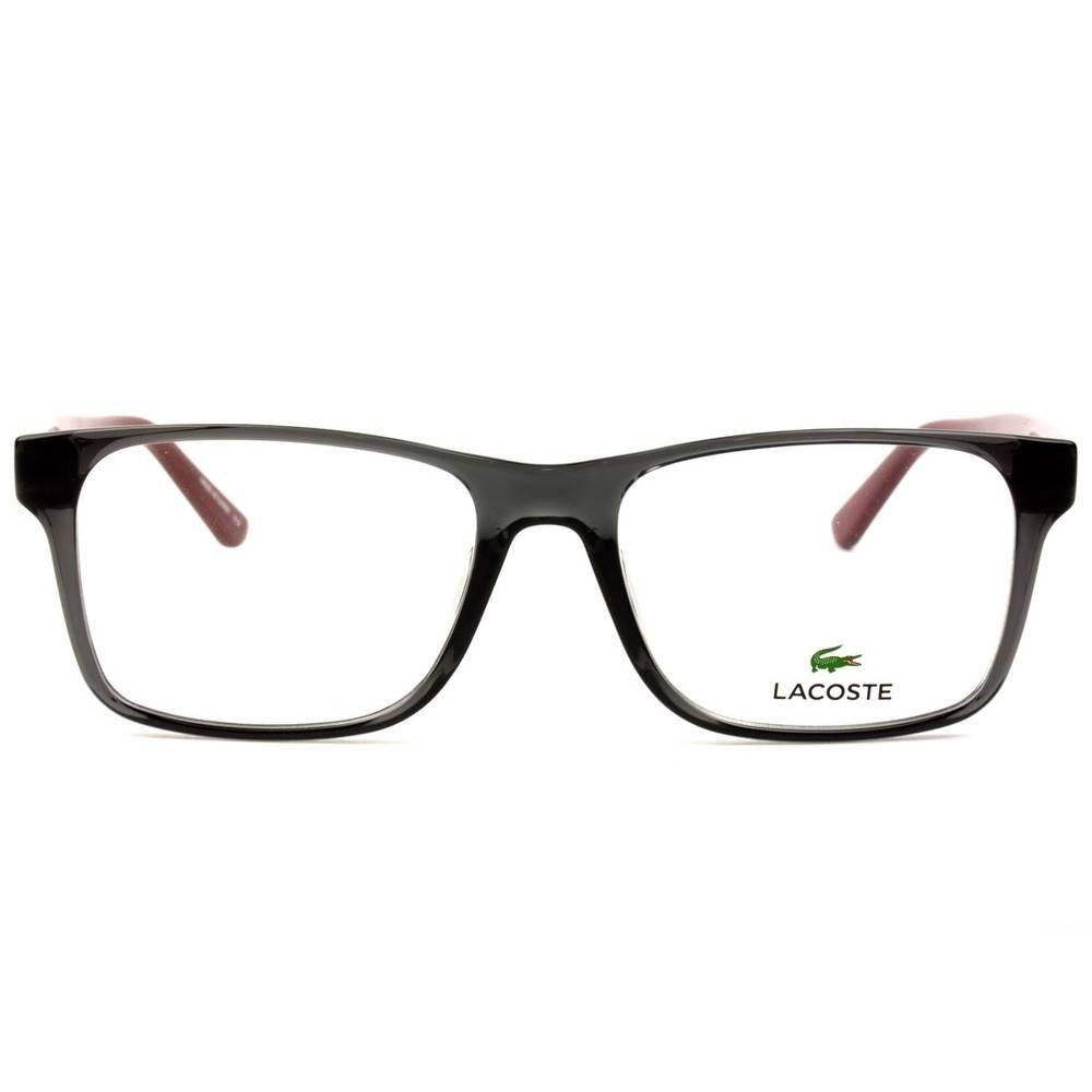 f3a5de66b Armação Óculos De Grau Lacoste Masculino L2741 035 - R$ 479,00 em ...