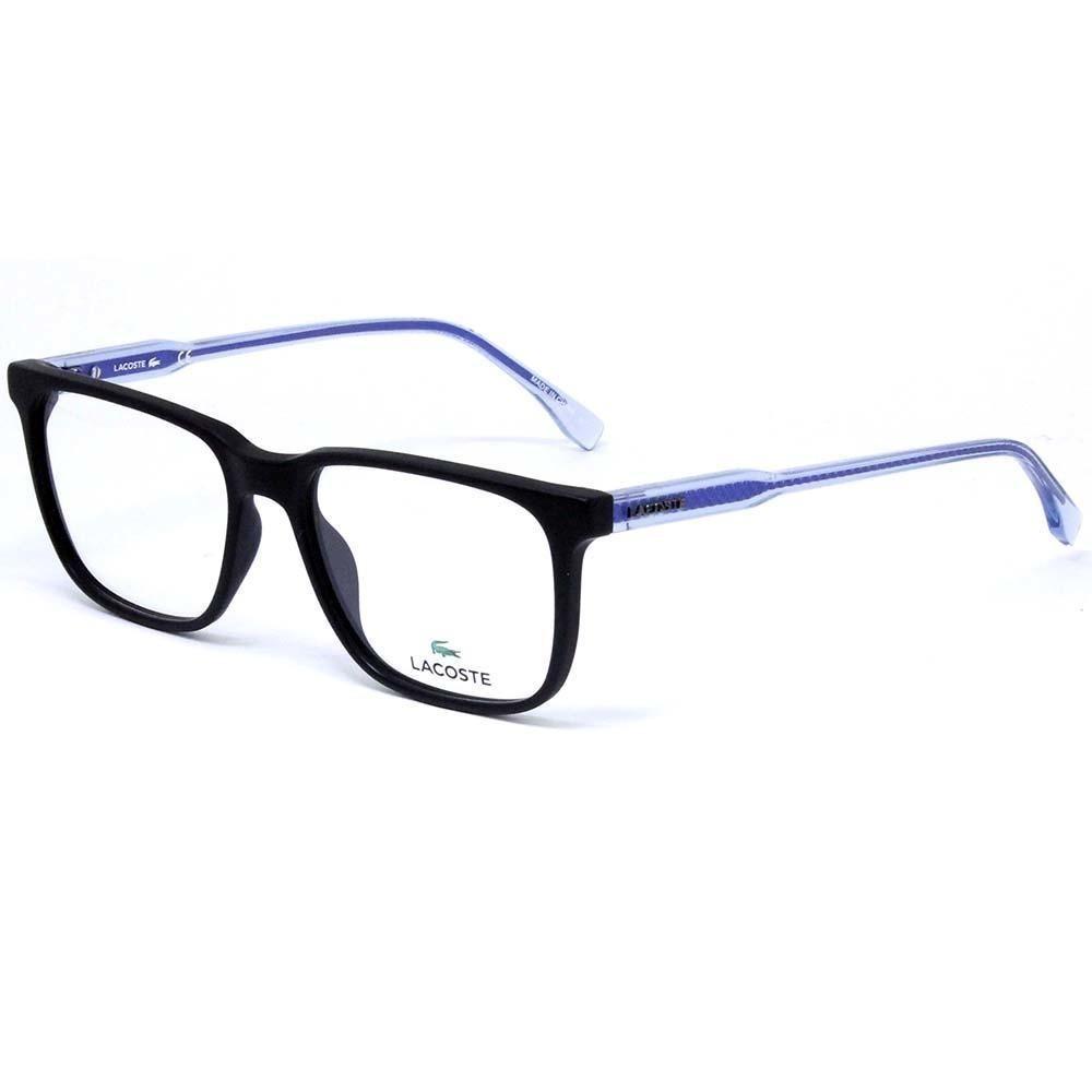 076f87d767c6d Armação Óculos De Grau Lacoste Masculino L2810 002 - R  479,00 em ...