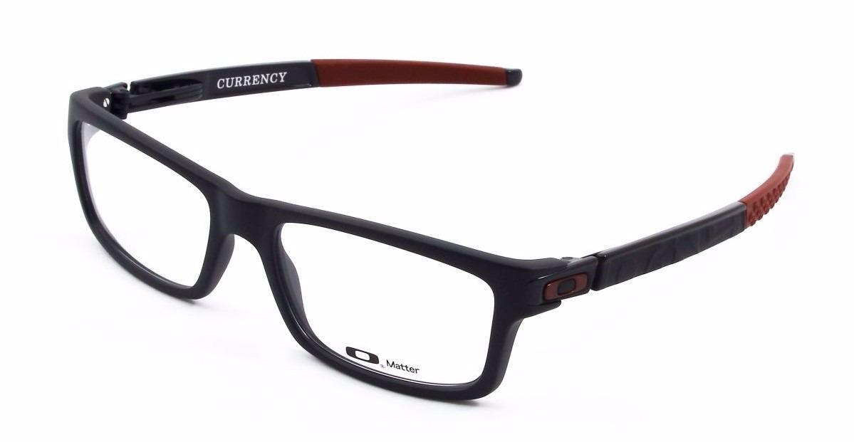armação óculos de grau lente currency preto disponível novo. Carregando  zoom. 9638067cb9
