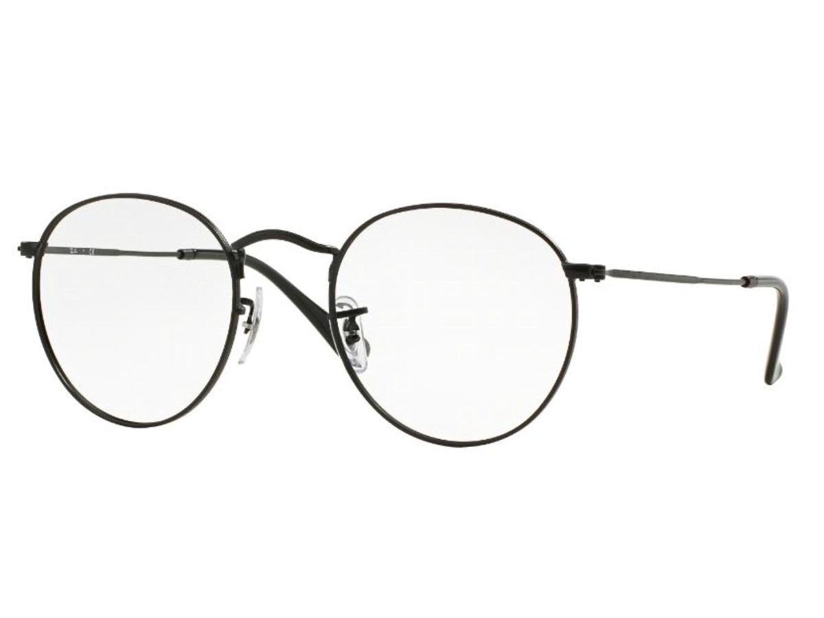 6cf748251db0d armação óculos de grau lentes redondas preto harry potter. Carregando zoom.