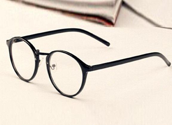 9f19f2a5a0eee Armação Óculos De Grau Lentes Redondo Harry Potter Oferta! - R  40 ...