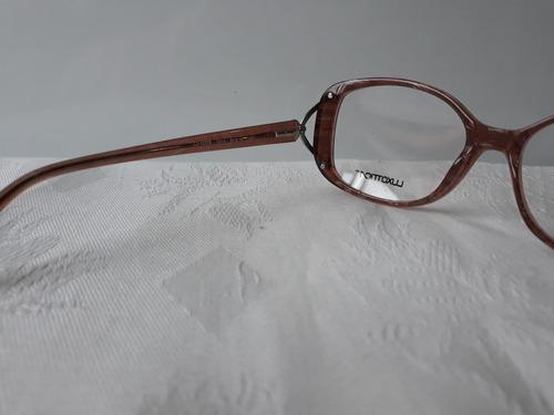 4c8aa976b Armação Óculos De Grau - Luxottica - 4337b - R$ 85,00 em Mercado Livre