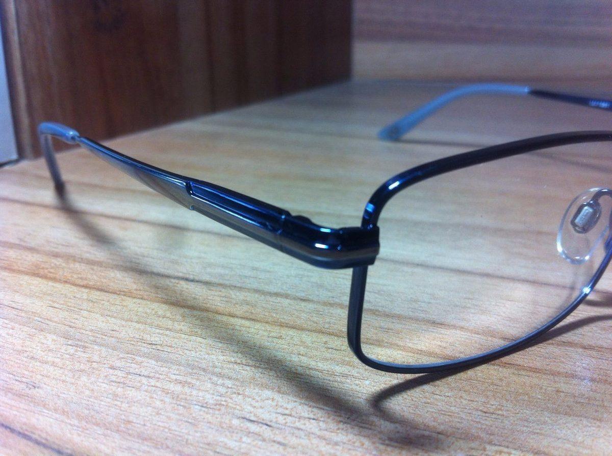 5f06c406a armação óculos de grau - luxottica original 1361. Carregando zoom.