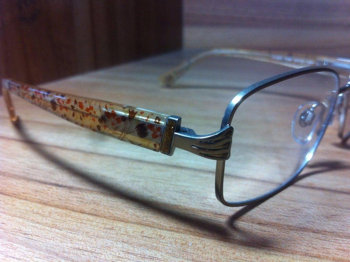 2d50e60df armação óculos de grau - luxottica original 2291. Carregando zoom.