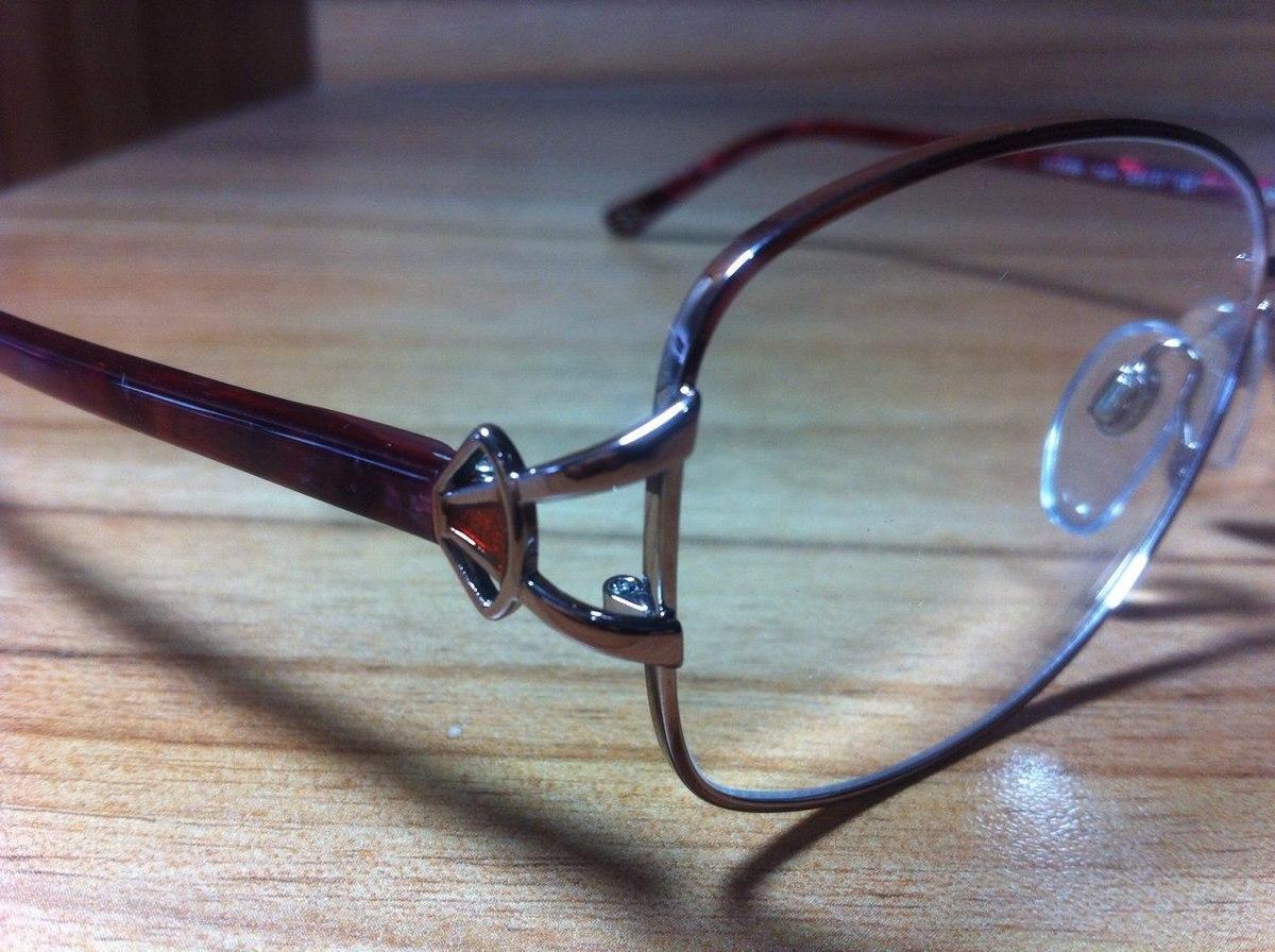 bb7b824e9 armação óculos de grau - luxottica original 2299. Carregando zoom.