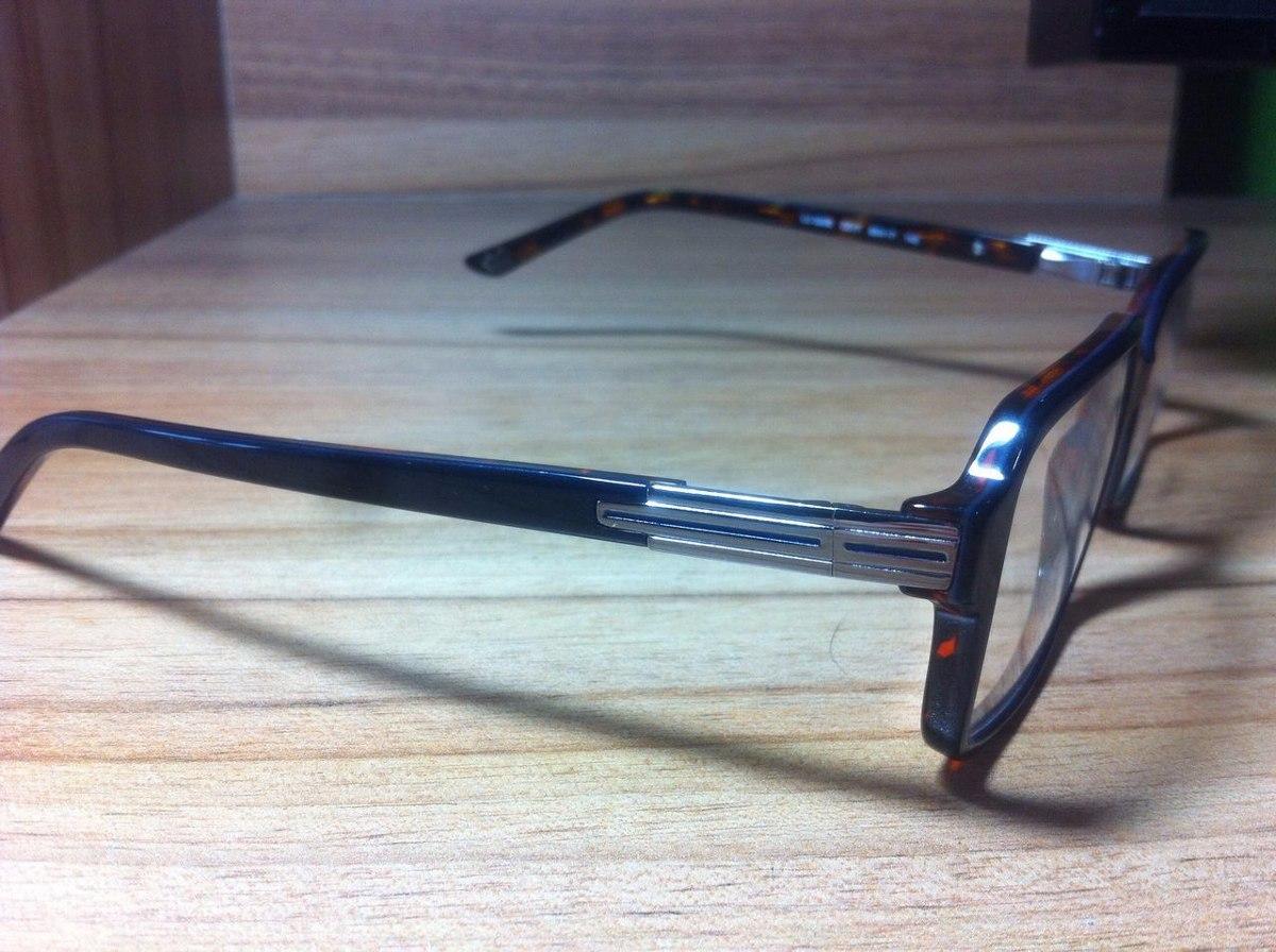 6d422d11b armação óculos de grau - luxottica original 3206. Carregando zoom.